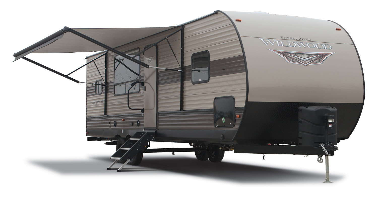 Free Power Package Includes Power Awning, Power or Rock ...